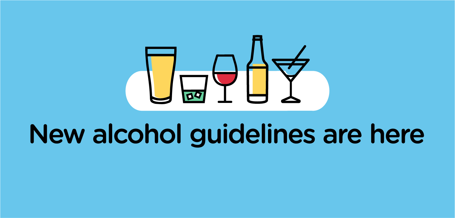 Aus alcohol guidelines banner