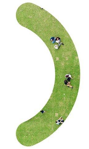 people sit in park