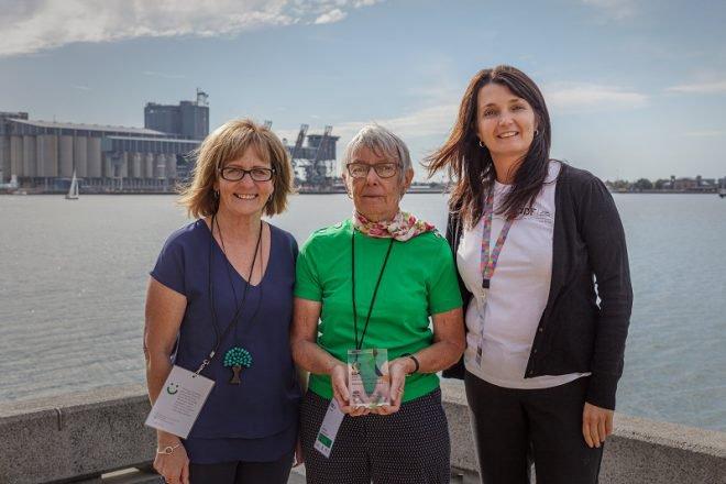 Partnership Project award winners