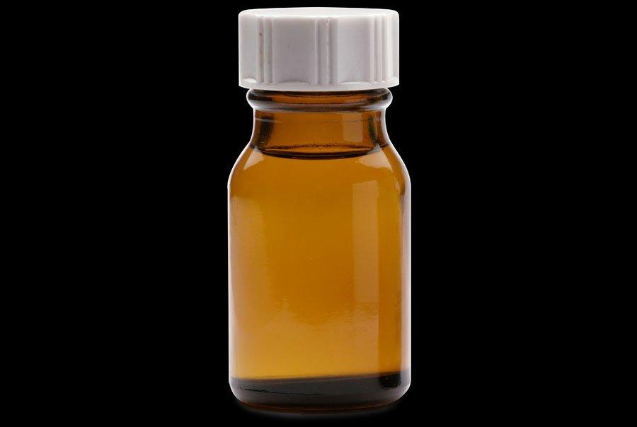 Amyl nitrate bottle