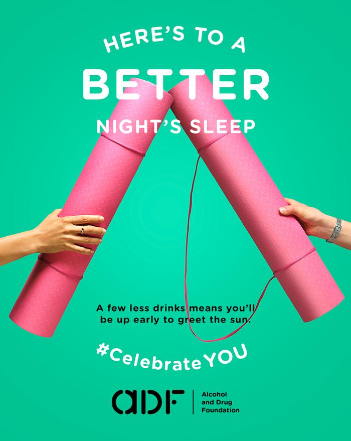 Better sleep graphic