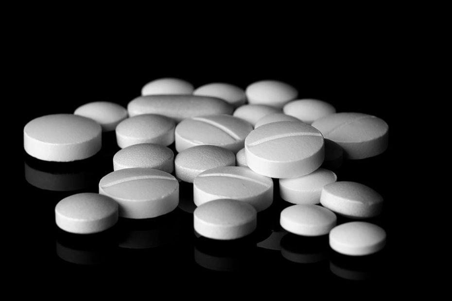 Prescription drugs pain killers