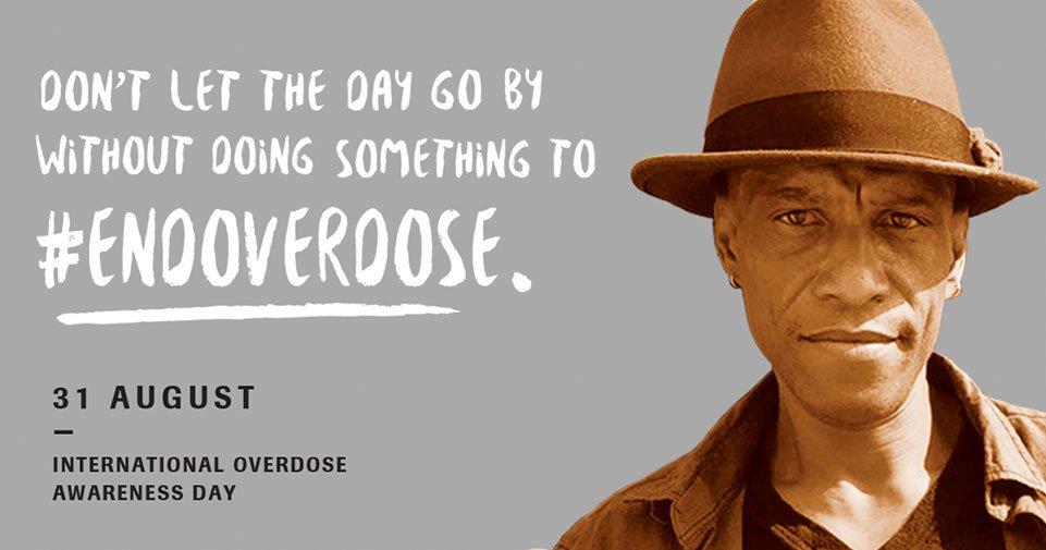 overdose awareness image