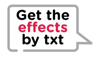 Get the effects by text